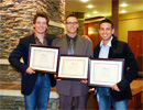 Teen Challenge Alberta - Three Men Graduate