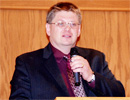 Teen Challenge Alberta - Greg Cornelsen Speaking at Outreach