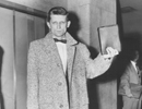 Teen Challenge Alberta - David Wilkerson in 1957 Outside the Courtroom