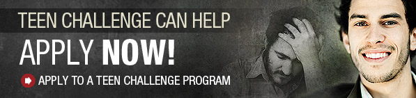 Apply To The Teen Challenge Alberta Program