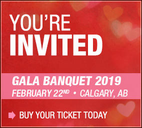 Alberta Gala & Silent Auction 2019 (Calgary)
