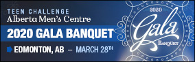 Alberta Men's Centre Gala Banquet & Silent Auction 2020 (Edmonton, AB)