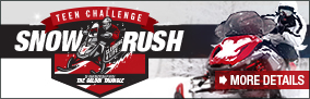 Teen Challenge Alberta Men's Centre SnowRush 2021